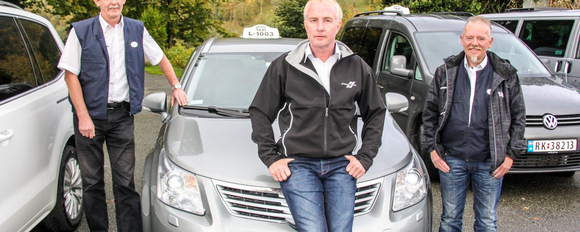 Årdal Taxi 2